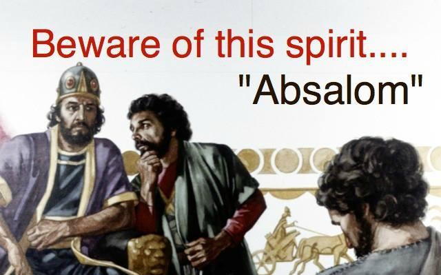 ABSALOM SPIRIT